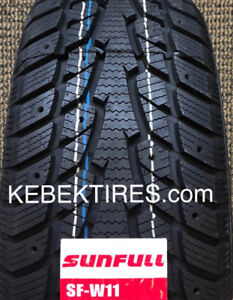 PNEU HIVER 205/65R16 215 225 SUNFULL STUDDABLE CLOUTABLE WINTER