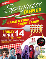 Drag Show, Dinner and Dance