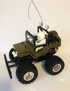 REDUCED Tamiya RC Wild Willy II Jeep 1/10th scale St. John's Newfoundland image 6