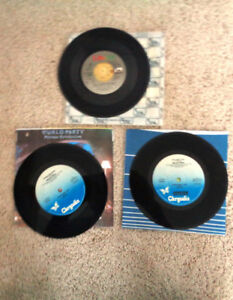 45 Rpm Promos World Party For Your Eyes Only Sheena Easton Derek
