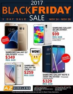 Biggest Sale of the Year AZ WIRELESS Black Friday Deals