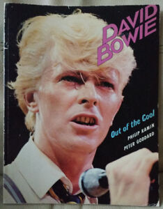David Bowie Book Out of the Cool Musson Books Phillip Kaman 1983