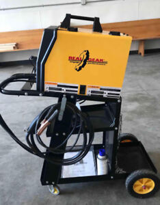 Mig welder new condition just bought for one job $250