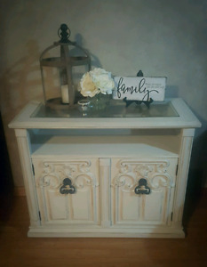 Antique Console Table Stand ~ TV Stand