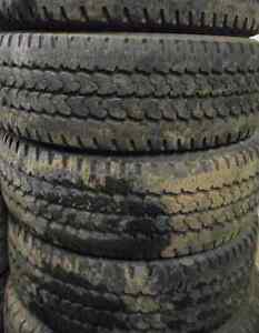 Firestone Transforce A/T Tires 17 INCH in size (4Tires)(LT245/70