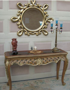 Stunning Display Console