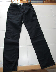 Boys black dress pants from Old Navy in size 12 *skinny