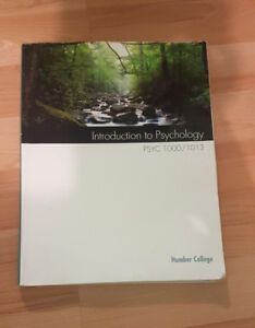 Introduction to Psychology PSYC 1000 PSYC 1013