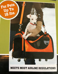 PET GEAR Pet Carrier - New - Airline Compliant