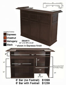 Quality Solid Wood Home Bar for Wholesale Price!!!