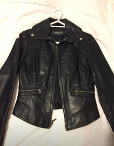 Fall Leather Jacket
