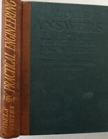 AUDEL'S ANSWERS ON PRACTICAL ENGINEERING, First Edition, 1912