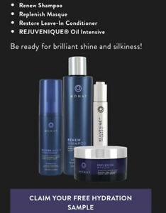 FREE Hair Care Samples - Shampoo, Conditioner, Masques, Oils
