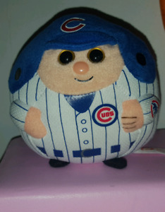 Chicago Cubs Ty Beanie Ballz 2017