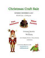GSW Christmas Craft Sale
