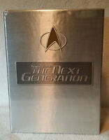 STAR TREK THE NEXT GENERATION - TNG SEASON 3 DVD set 7 DVD Watch