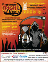 Firehouse Fright Night