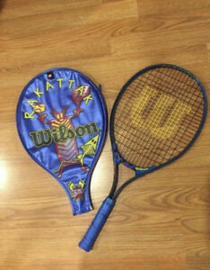 Wilson Tennis Racket and Case