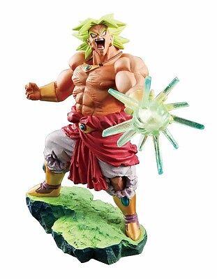 DBZ Capsule Returns Legendary Warriors Super Saiyan Super Saiyan Broly Figure