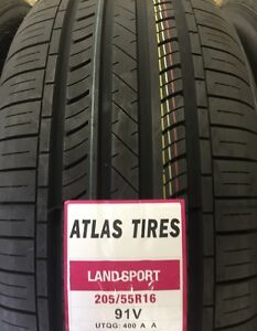 PNEUS TIRES 205/55R16 FEDERAL WINDFORCE MAXXI CRATOS KEBEK MOMO
