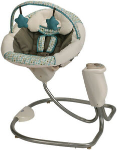Basically NEW Graco Sweet Snuggle Infant soothing swing Kitchener / Waterloo Kitchener Area image 1