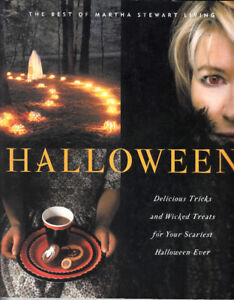 Halloween The Best of Martha Stewart Living Magazine (2001)