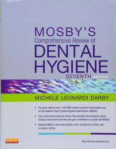 Mosby comprehensive review for dental hygiene