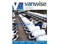 2014 Vauxhall Vivaro COMBI CDTI Diesel white Manual