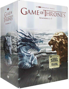 Brand New !!! Game of Thrones: Seasons 1-7--Free Delivery !!!