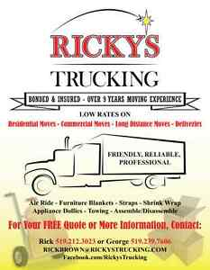 ◄◄LOCAL & LONG DISTANCE MOVES ►◄ DELIVERIES ►◄ NO HIDDEN FEES ►► Kitchener / Waterloo Kitchener Area image 2