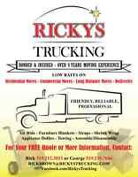 ◄◄LOCAL & LONG DISTANCE MOVES ►◄ DELIVERIES ►◄ NO HIDDEN FEES ►►