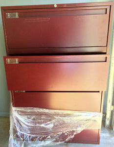 4 Draw Legal Size Lateral Filing Cabinet