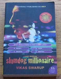 Slumdog Millionaire by Vikas Swarup (2008, Paperback).  Publishe