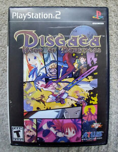 Disgaea - Playstation 2