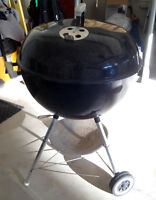 """18"""" Weber Charcoal Grill - used"""