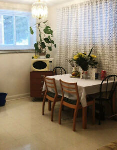 All inclusive & furnished Studio apartment available from May.