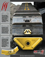 Track Claws Traction for your Heavy Machinery