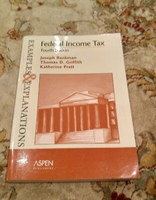Federal Income Tax  Examples And Explanations  Examples   Explanations