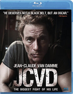 JCVD-Blu-Ray disc-new and sealed