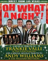 """""""OH WHAT A NIGHT!"""" Christmas Show back in Kelowna"""