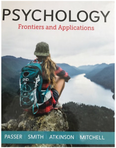 Psychology Frontiers and Applications Pkg 6th Ed