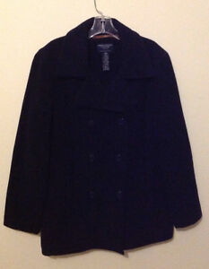 Women's American Eagle Outfitters double breasted peacoat - M