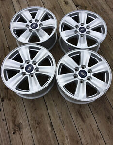 17INCH FORD TRUCK RIMS