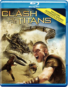 Clash Of The Titans-Blu-ray-Excellent condition