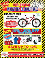 ***2015 CANNONDALE BIKES NOW 15% TO 25% OFF