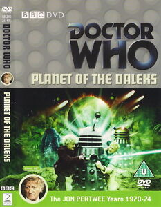 Doctor Who - Planet of the Daleks (2 disc Special Edition)