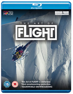 The Art of Flight blu-ray