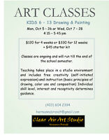 Kids Drawing & Painting Classes