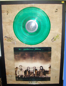 ZON - Astral Projector - Coloured Vinyl Record 1978 - FRAMED London Ontario image 3