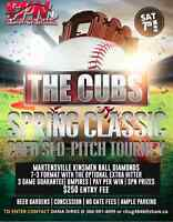 Cubs Spring Classic Co-ed Slo Pitch Tourney